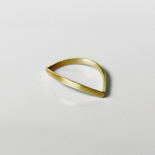 Anel Etéreo Mini - Ouro