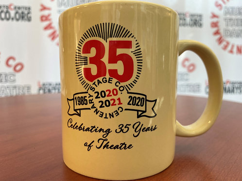 35th Anniversary Coffee Mug