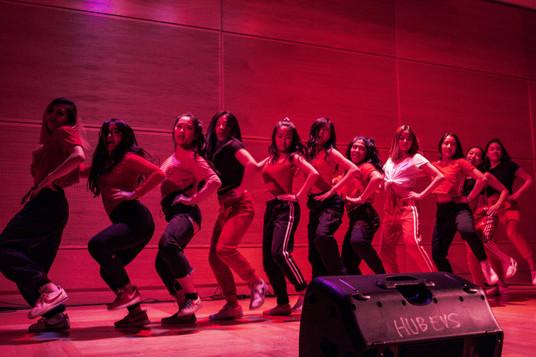 Chi Sig Dance Team?