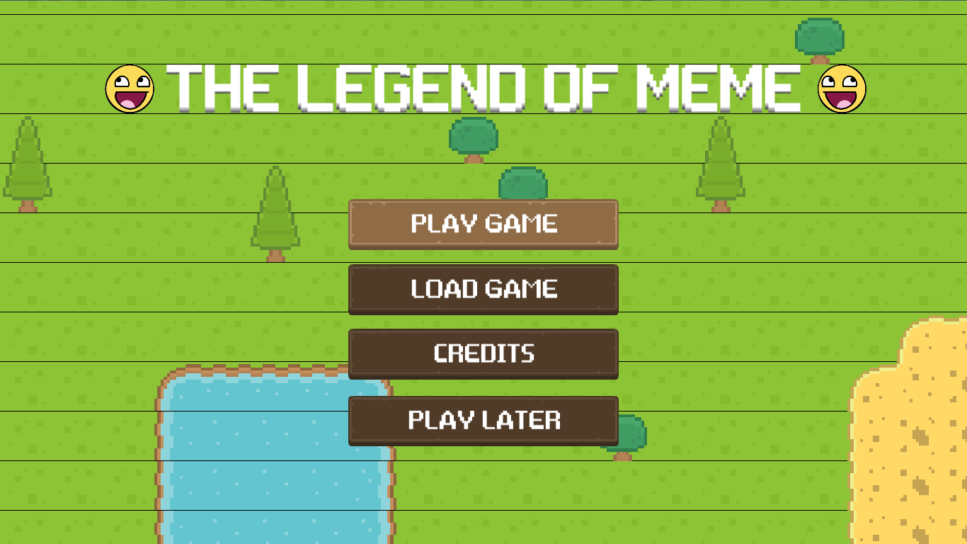 TheLegendOfMeme - Main Menu.png