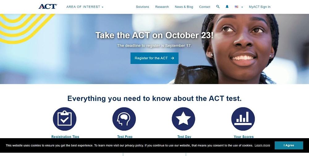 เรียน ACT ติว ACT