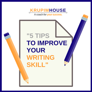 5 tips to improve your writing skill
