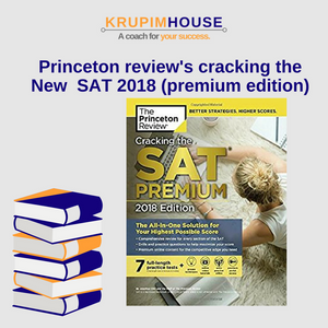 Princeton review's cracking the New SAT 2018