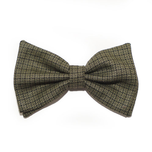 Vintage Olive Checkers