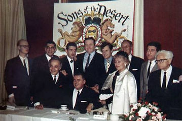 The Sons of the Desert May 1966 Banquet