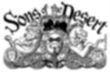 Sons of the Desert escutcheon by Al Kilgore