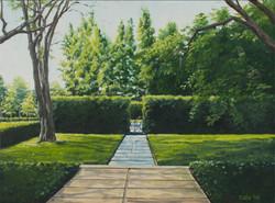 Miller house Garden