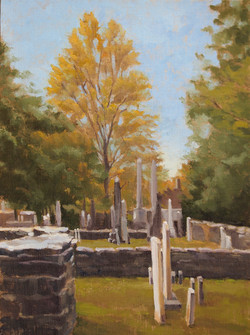 Old Town Cemetery, 1757