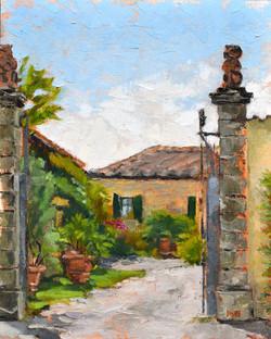 Porta Della Villa