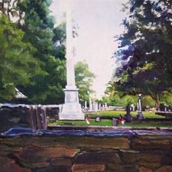 Cemetery - Hillsborough NC 2