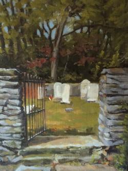 Grave of William Hooper