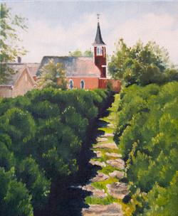 Cemetery - Hillsborough, NC