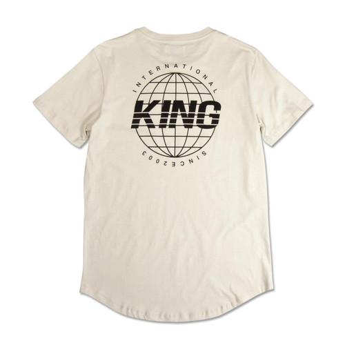 f38e6efc926 King Bethnal T-Shirt - Cement