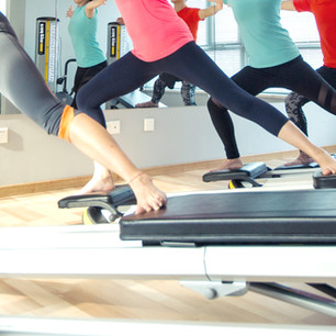 Workourts on the PIlates reformer are foundational to all Pilates training
