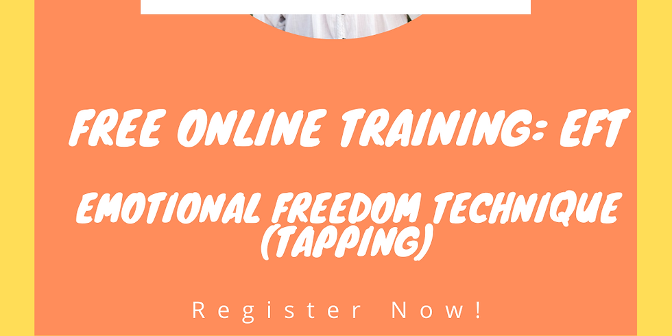 EFT - Emotional Freedom Techniques Tapping Workshop