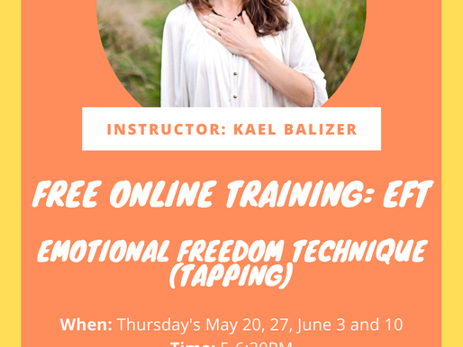 Emotional Freedom Technique (Tapping)