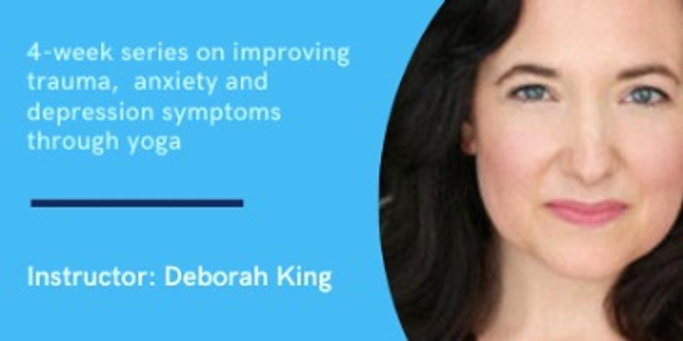 ReGrowing Wings: Yoga for Healing Trauma