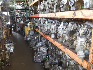 Used Honda Engines and Transmissions in Jamaica