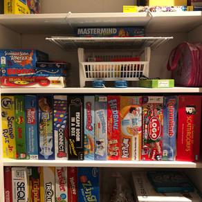 Board Games Storage: Game Changer!