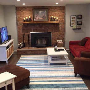 6 Weeks to an Organized Holiday Home:Week 2, The Family Room