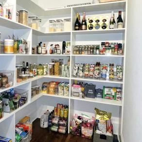 Get an Organized Pantry
