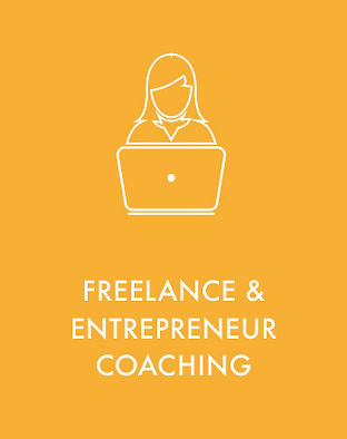 Freelance & Entrepeneur Coaching