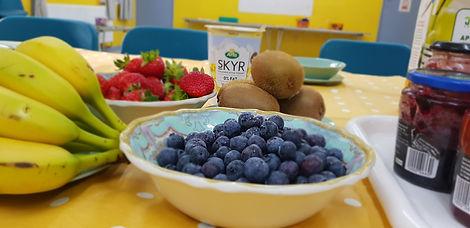 Healthy breakfast - before school care