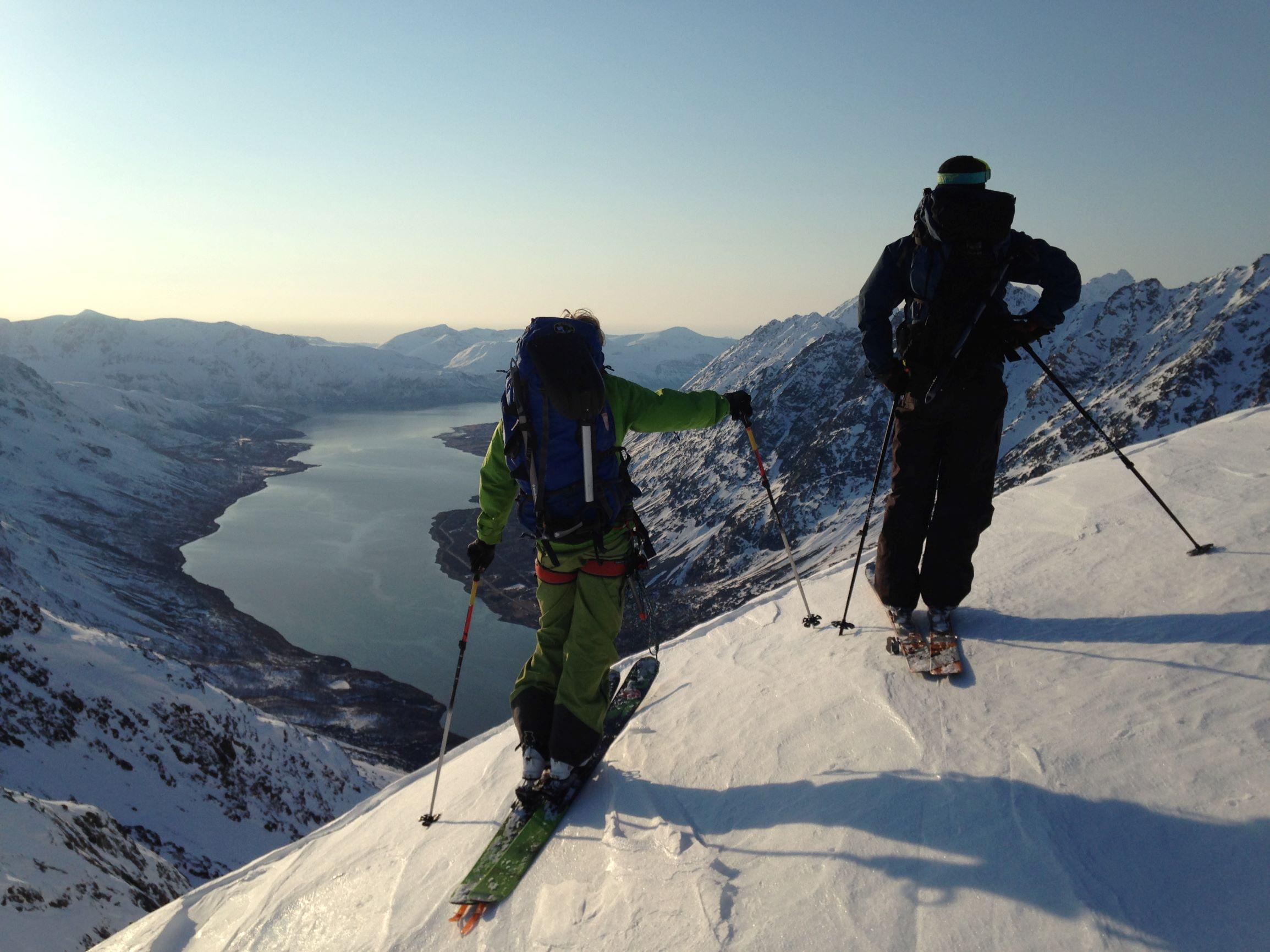 Lyngen ski