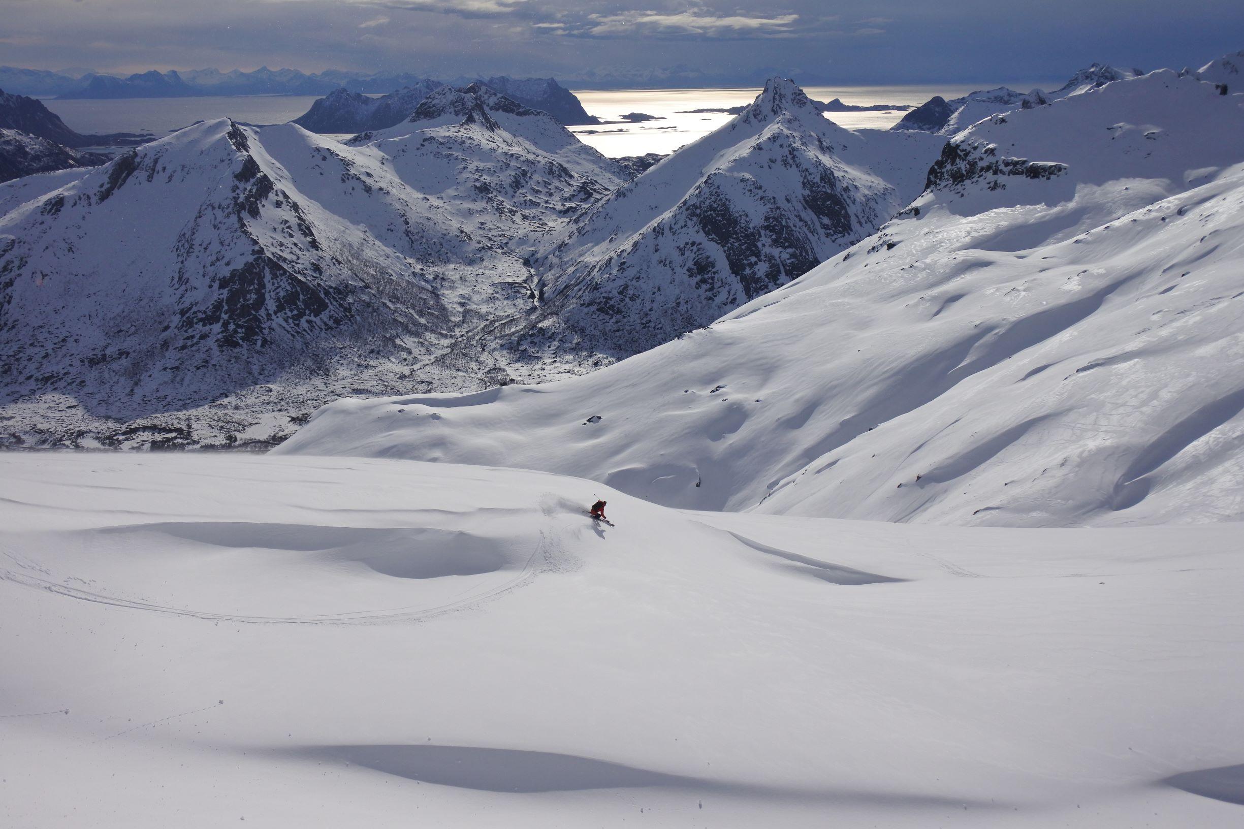 Norge Skitouring