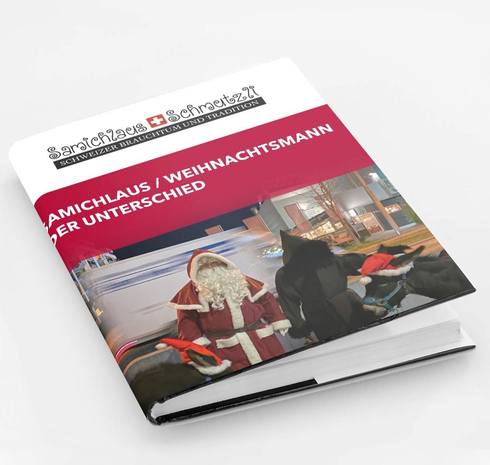 E-Book Samichlaus und Weihnachtsmann in der Schweiz