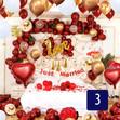 ballon-dekoration-günstig-schweiz-hochze