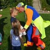 Clown für Kindergeburtstag in der Schweiz