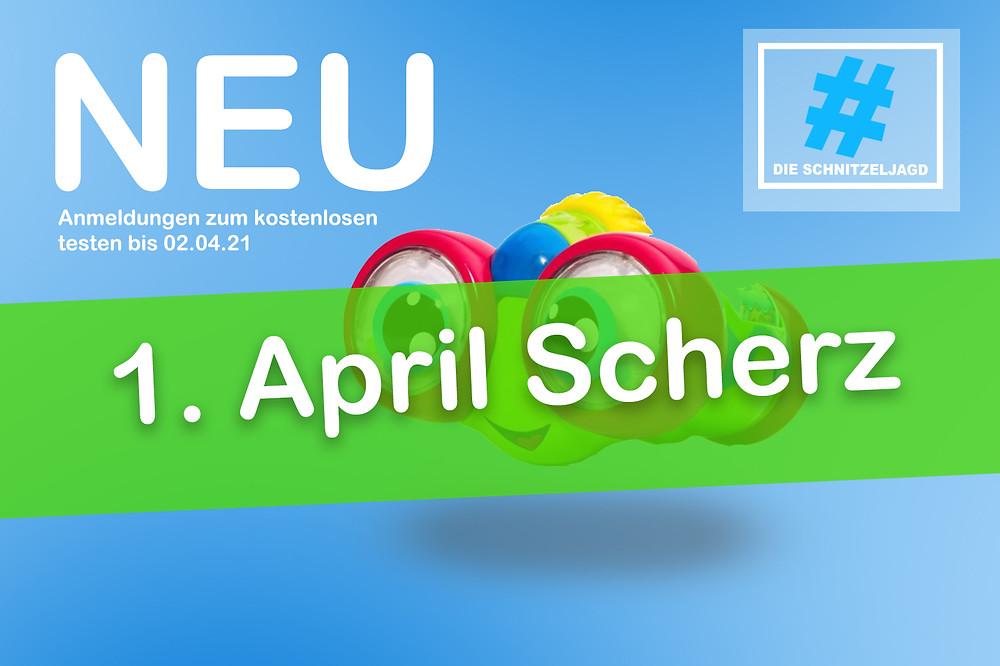 erster April - April - April - aprilscherz