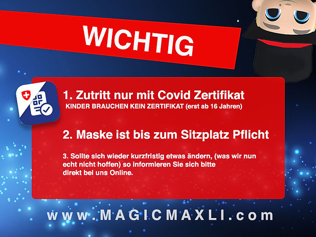 covidzertifikat corona zertifikat schweiz kindertickets veranstalltung für kinder schweiz
