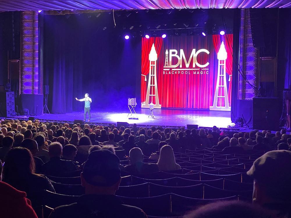 BMC Blackpool Magic Convention