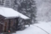 Samichlaus Hütte Zürich
