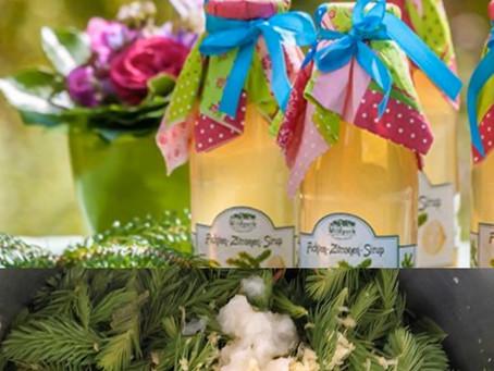 Rezept für Tannenwipfel - Tannenschlössli Honig