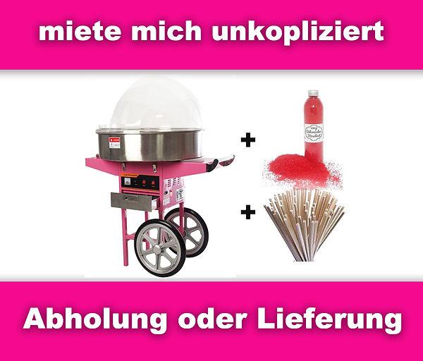 Zuckerwattemaschine-aargau-zürich-kinder