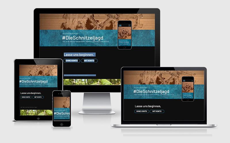 Kinder und Familien Schnitzeljagd Webseite Schweiz - Wald Schnitzeljagd Schatzsuche für kinder