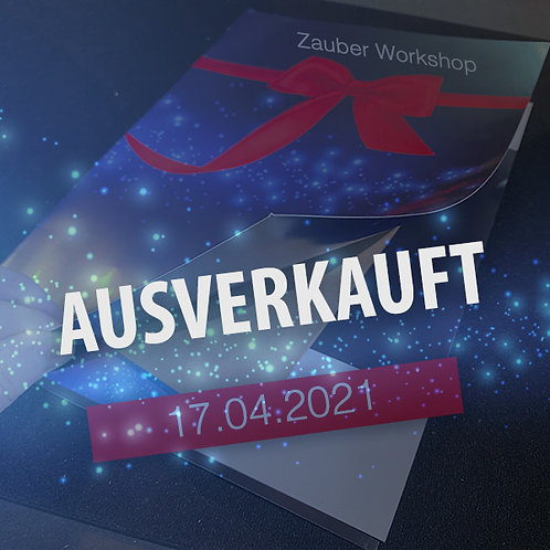 Online Zauber Workshop 17.04.2021