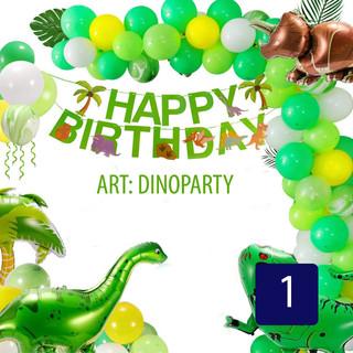 ballon-dekoration-günstig-schweiz-dinopa