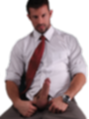 Mann mit Penisvergrösserung