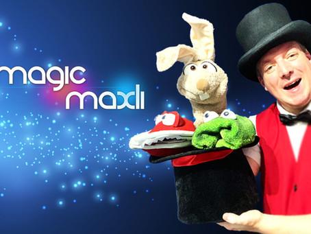Wer ist Magic Maxli?