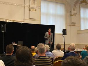 Seminar in Blackpool Zauberkongress
