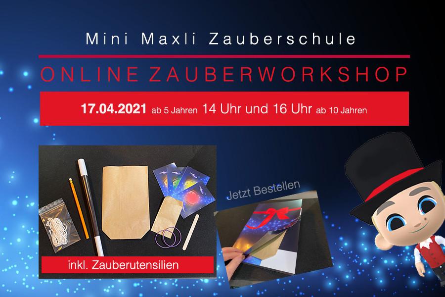 kinder zoom Workshop schweiz