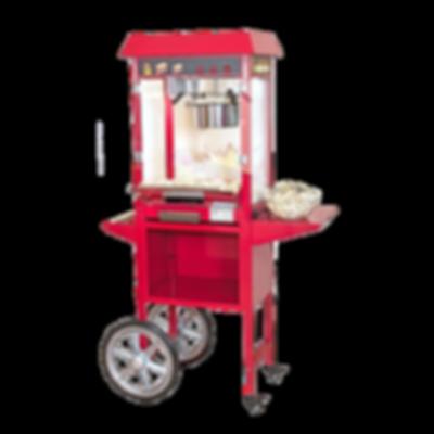nostalgie popcornmaschine zum mieten