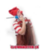 clown Joggeli mieten