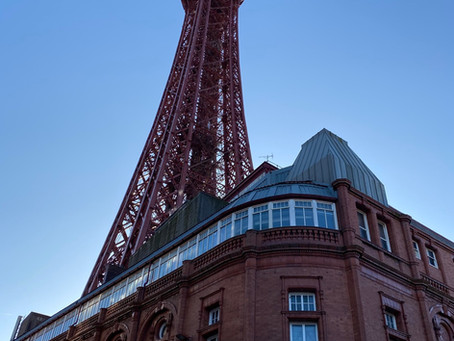 Magic Maxli am grössten Zauberkongress der Welt in Blackpool 🇬🇧
