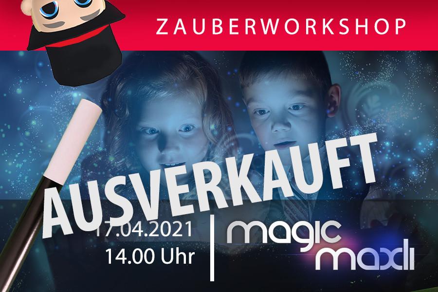 ausverkauft kinder Zauberzoom zoom zauberkurs schweiz