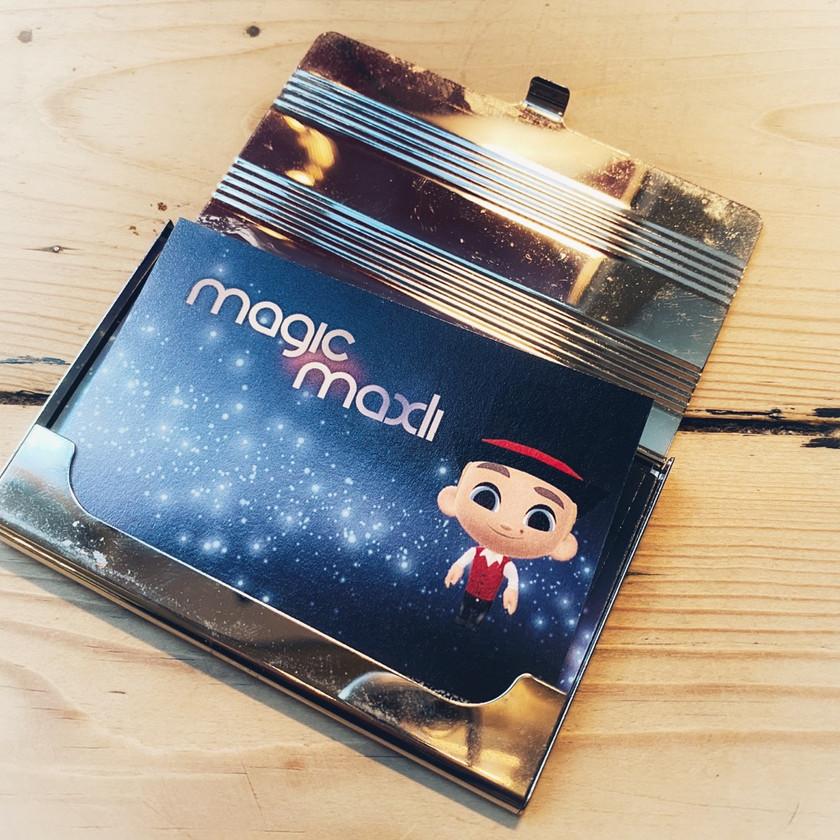 Magic Maxli Kinderzaubershows Schweiz